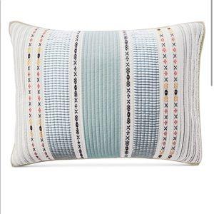 Earth Tone King Martha Stewart Pillow Sham